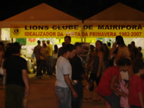 Festa Primavera - Barraca do Lions